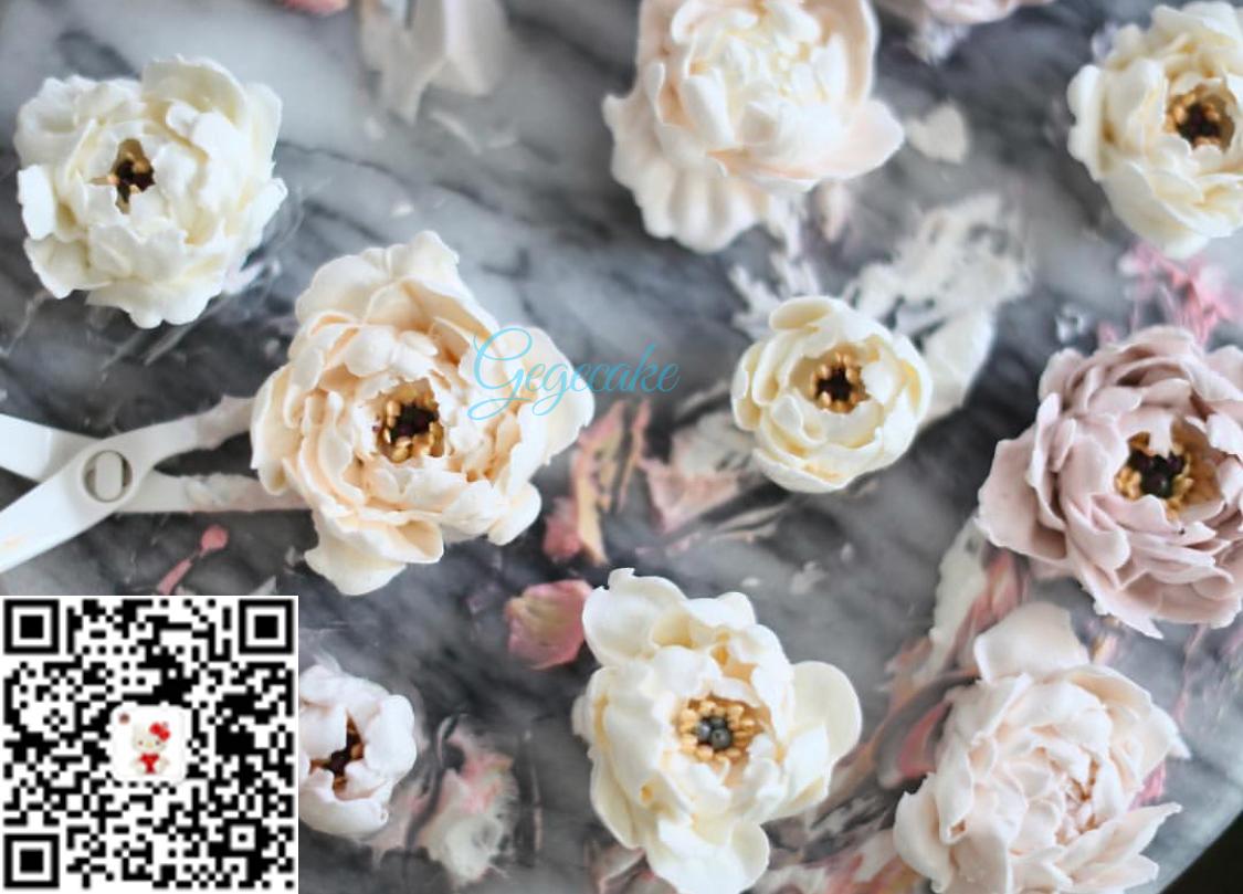 韩国自然系裱花